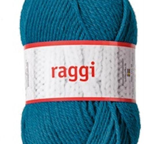 Raggi, Petrol Blue , 100g