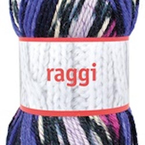 Raggi, Purple/ Plum Glitter Print