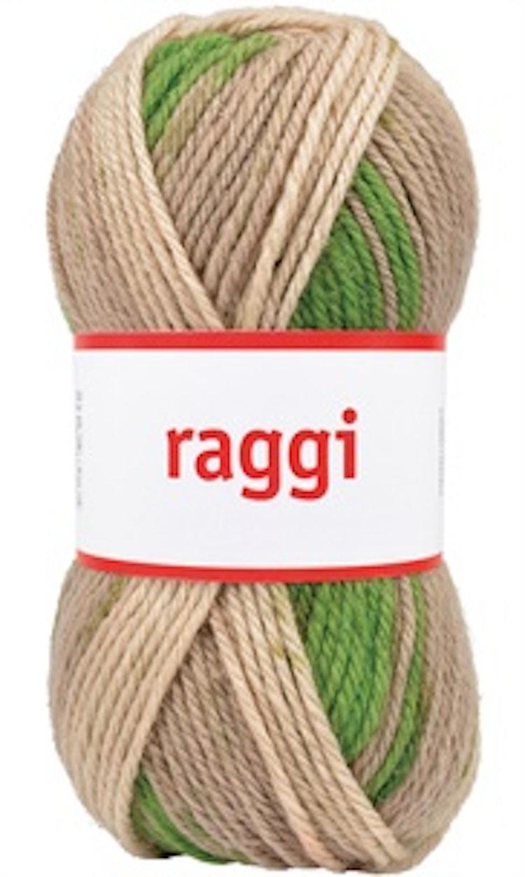 Raggi,Beige / Lime Batik