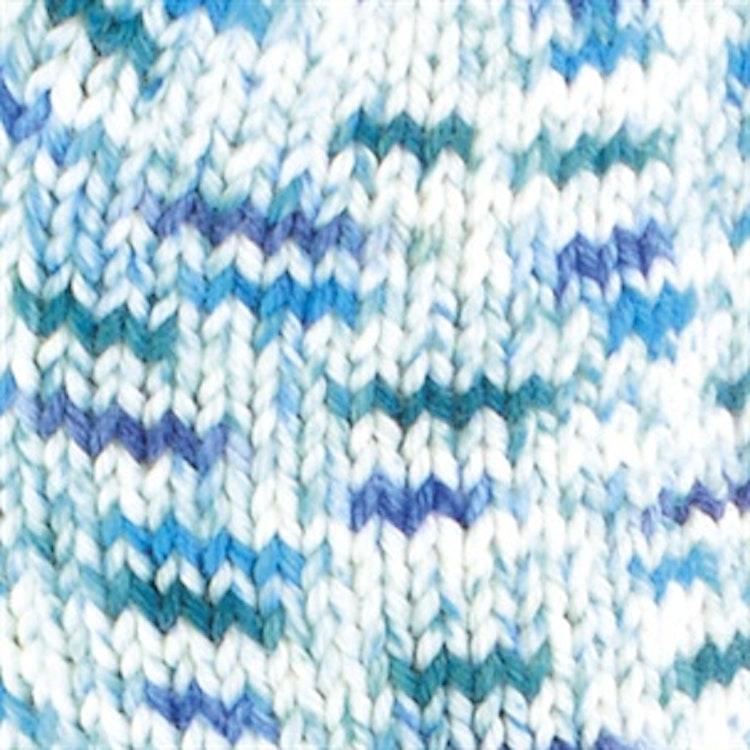Merino Raggi, Blue & turquoise