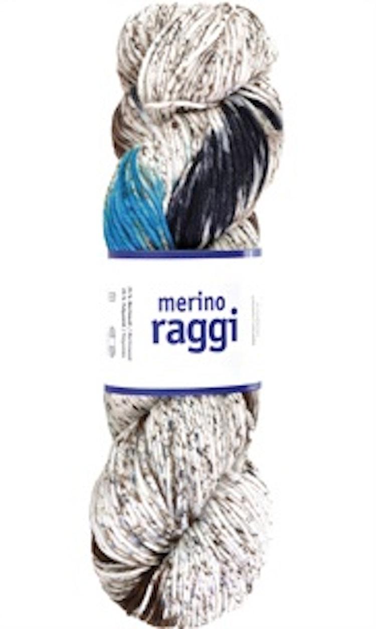 Merino Raggi, Black & Agua