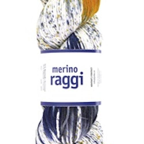 Merino Raggi, Ochre & Jeans