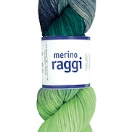 Merino Raggi, Lime & Rocky Green