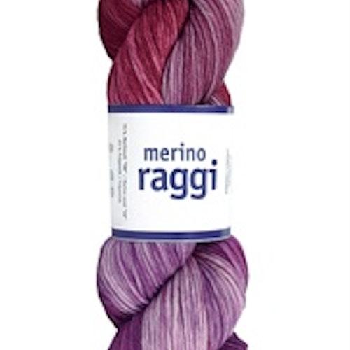 Merino Raggi, Red Currant & Cerise