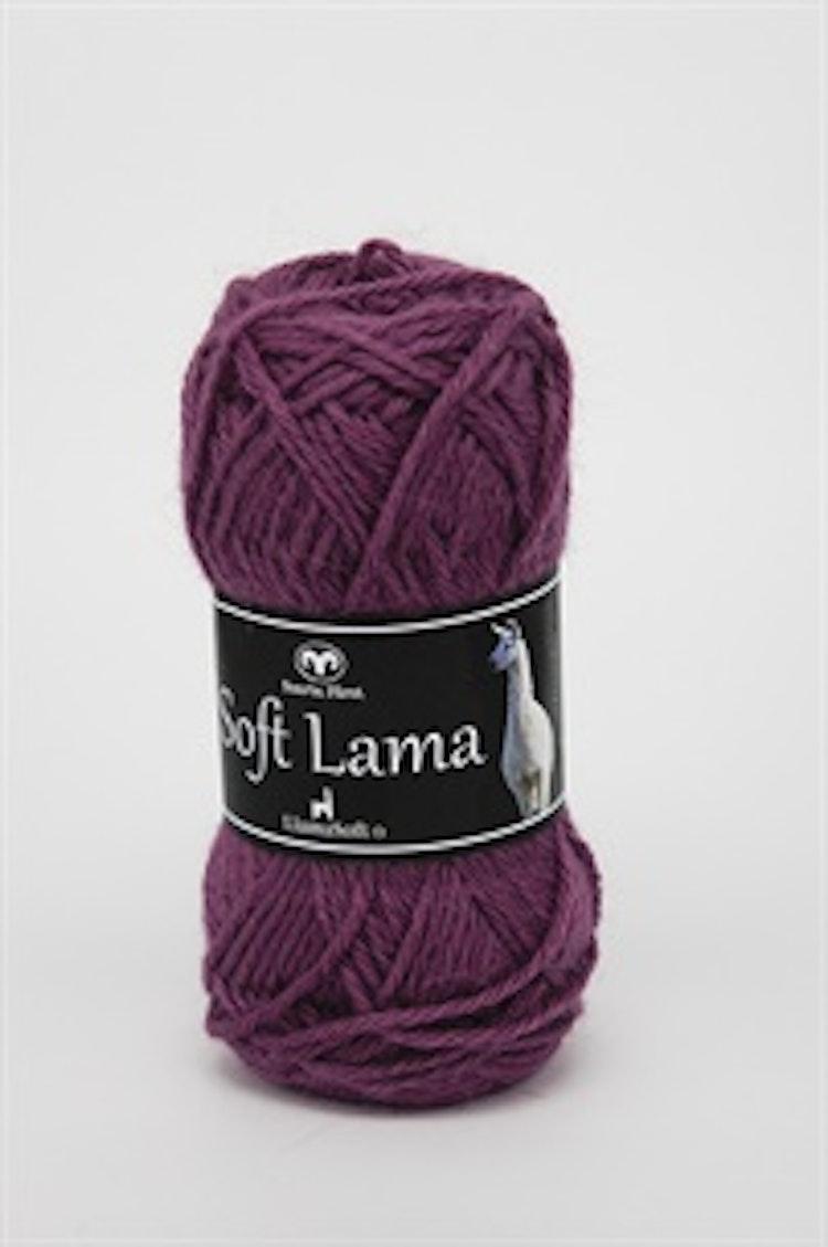 Soft Lama Rosa