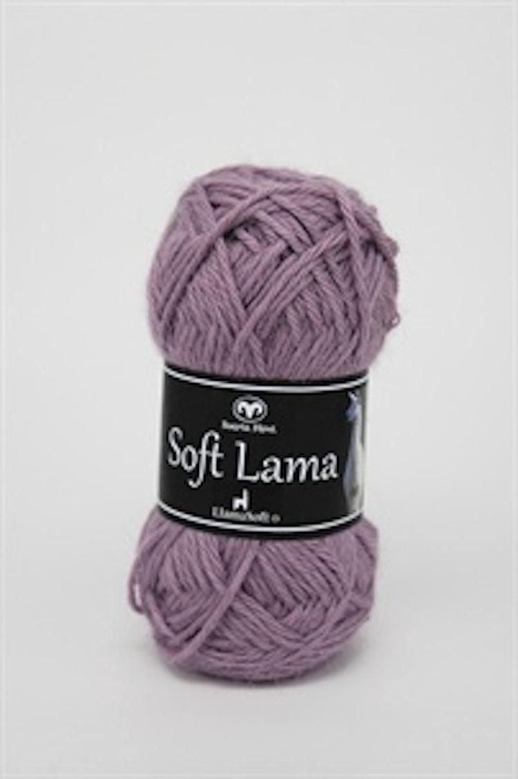 Soft Lama Ljuslila
