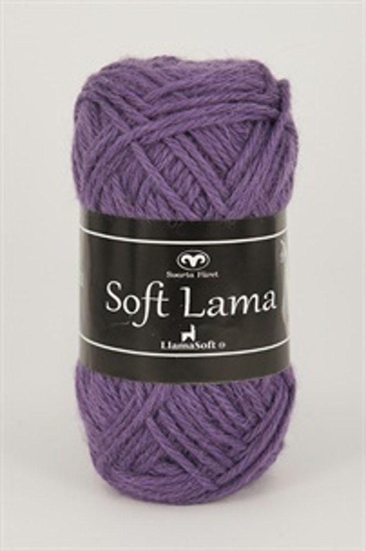 Soft Lama Lila