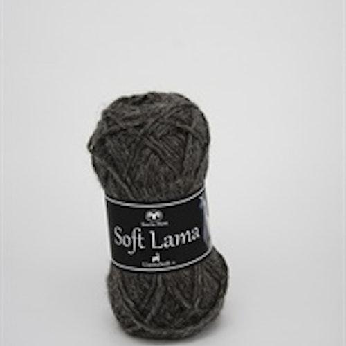 Soft Lama Gråbrun