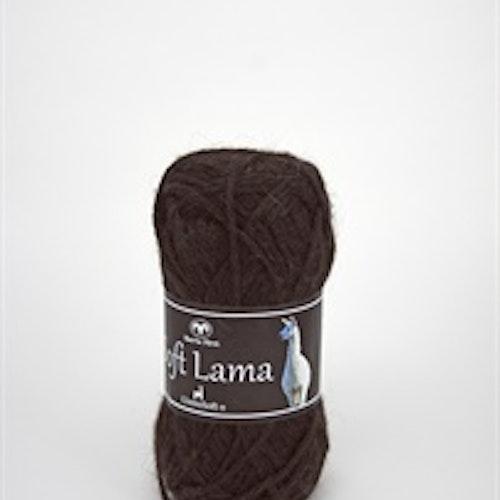 Soft Lama Dark Brown