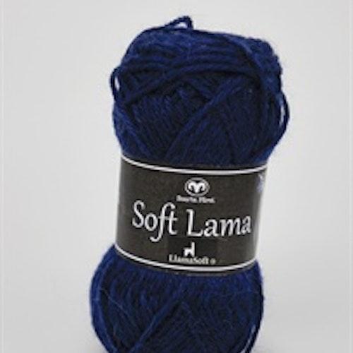 Soft Lama Marinblå