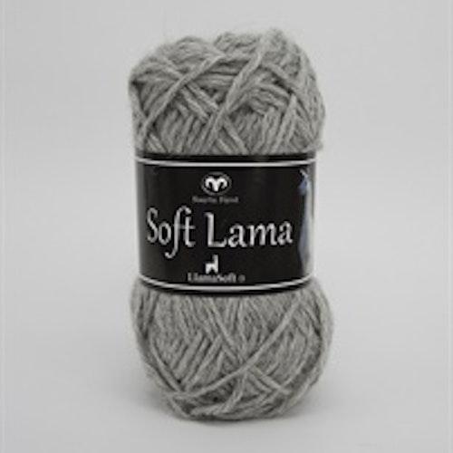 Soft Lama Fine Ljusgrå