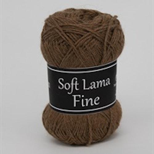 Soft Lama Fine Brun