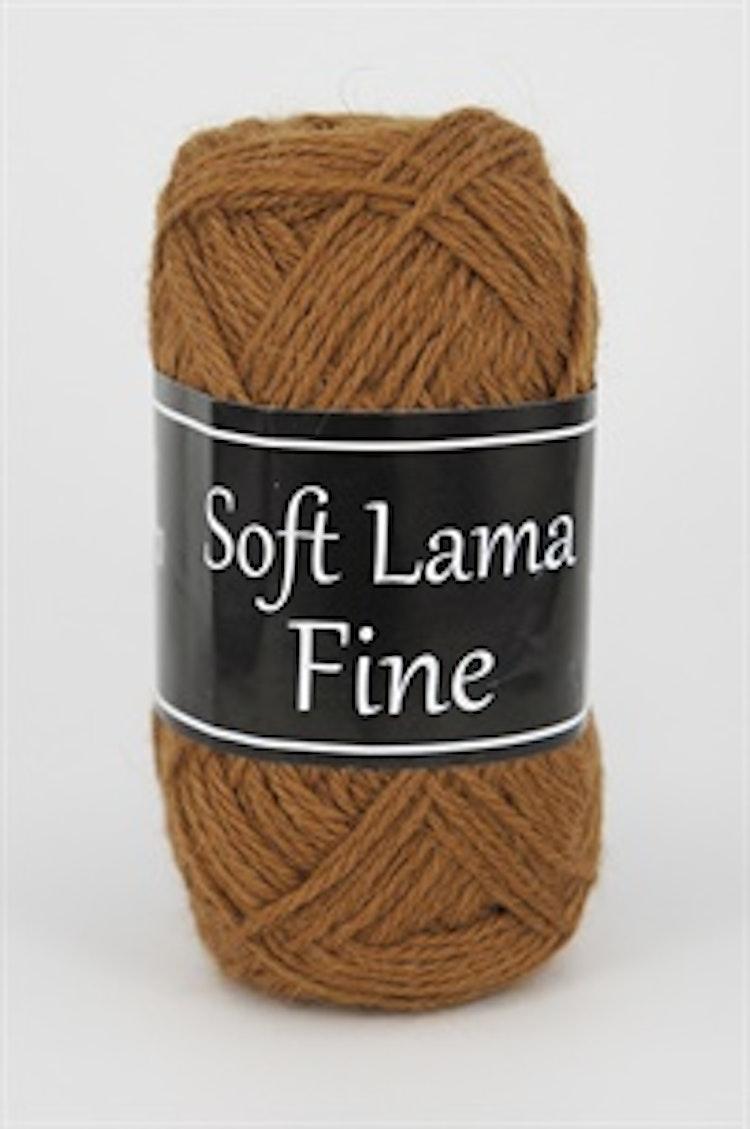 Soft Lama Fine Senap