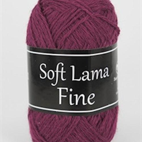 Soft Lama Fine Cerise
