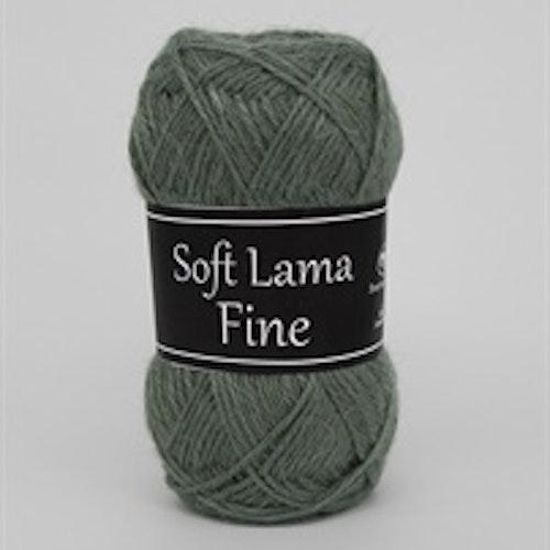 Soft Lama Fine Grön