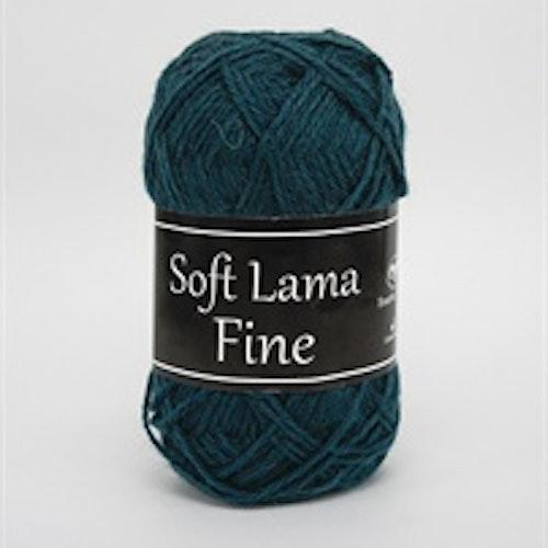 Soft Lama Fine Buteljgrön