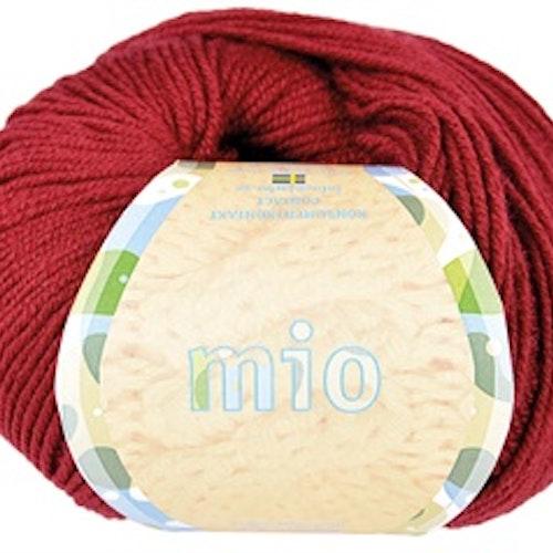 Mio Burgundy Red