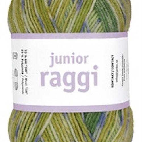Junior Raggi Zigzag leafy