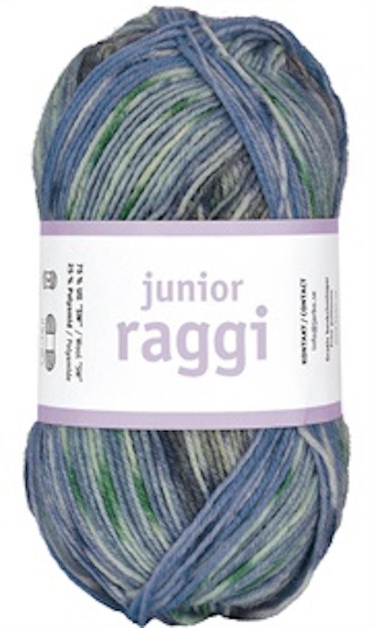 Junior Raggi Zigzag wavy