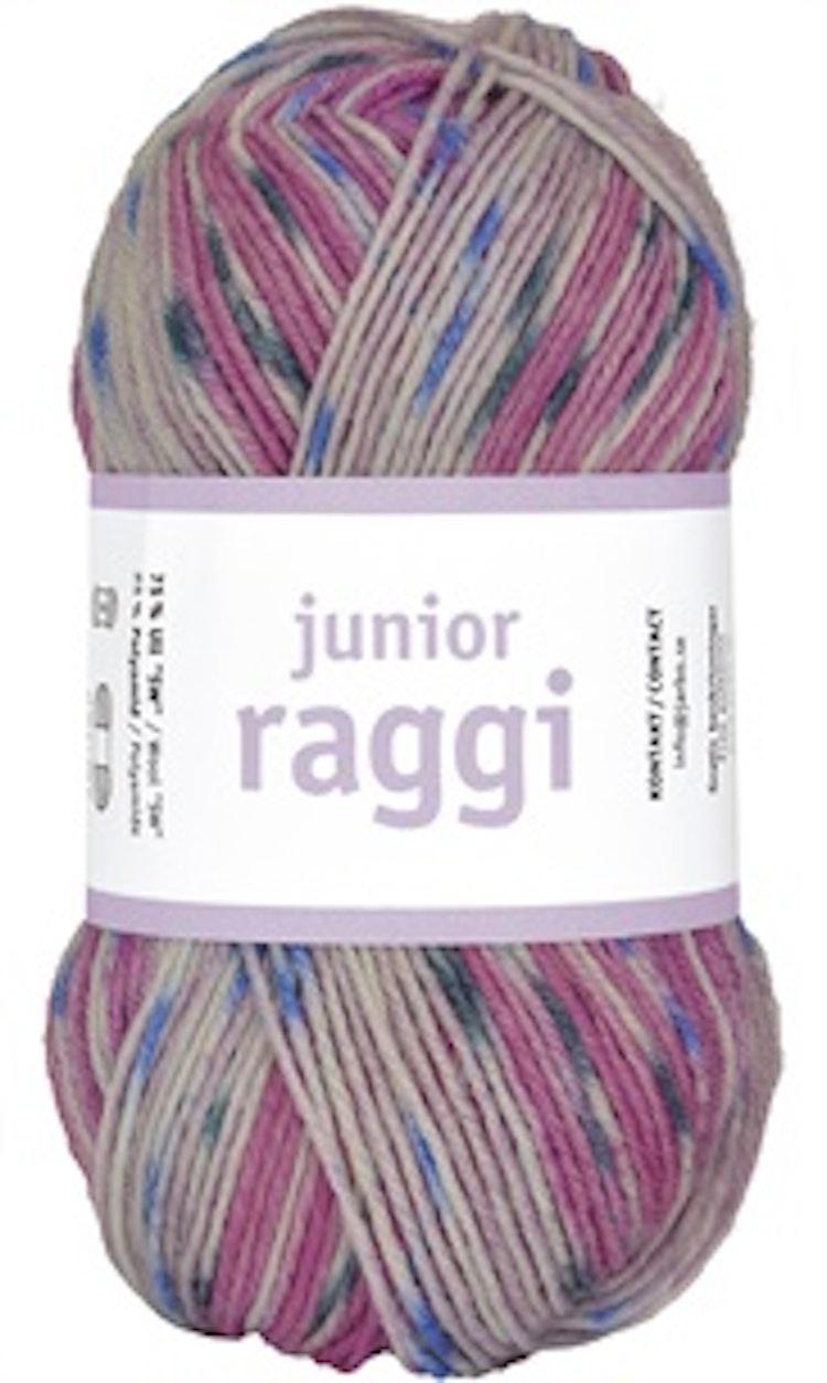 Junior Raggi Zigzag rosy