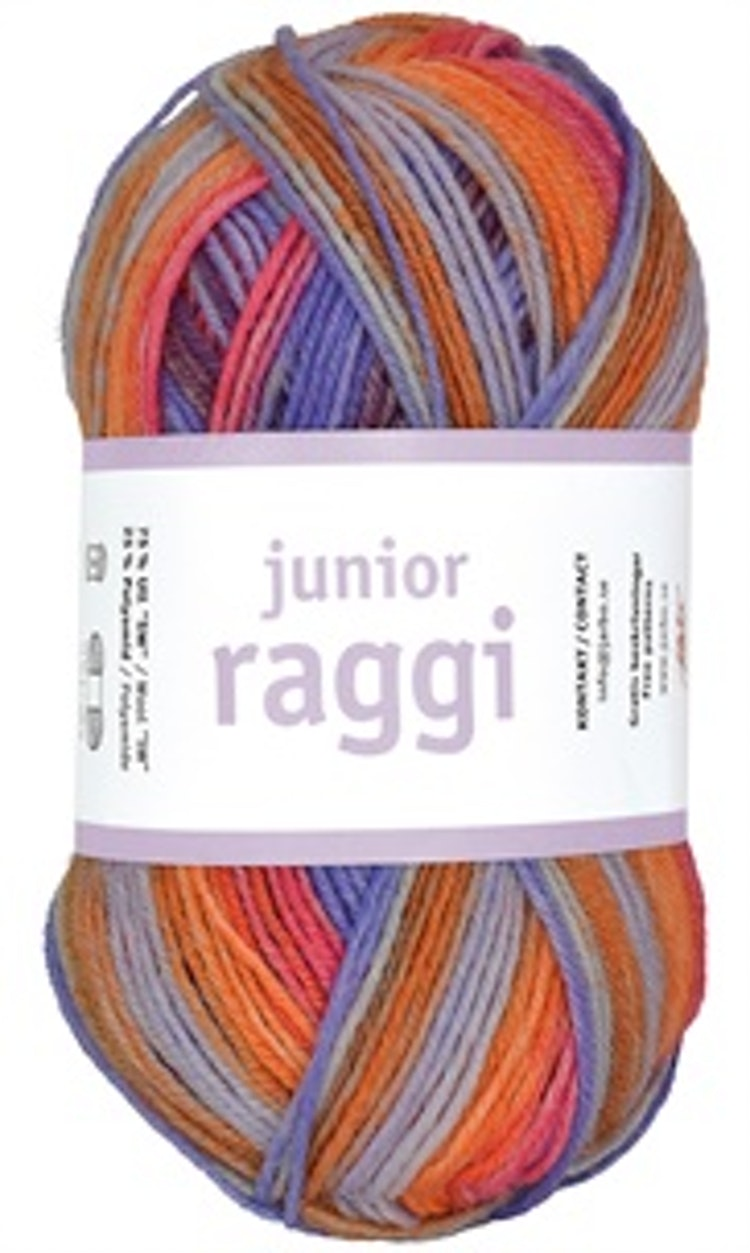 Junior Raggi  Sunrise stripes