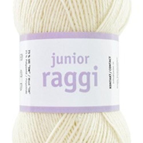 Junior Raggi Natural  White
