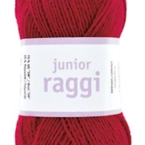 Junior Raggi Bordeaux red