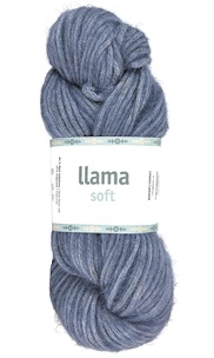 Lliama Soft Blue blues
