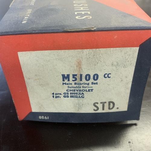 Ramlagersats M 5100 SB STD 265,283