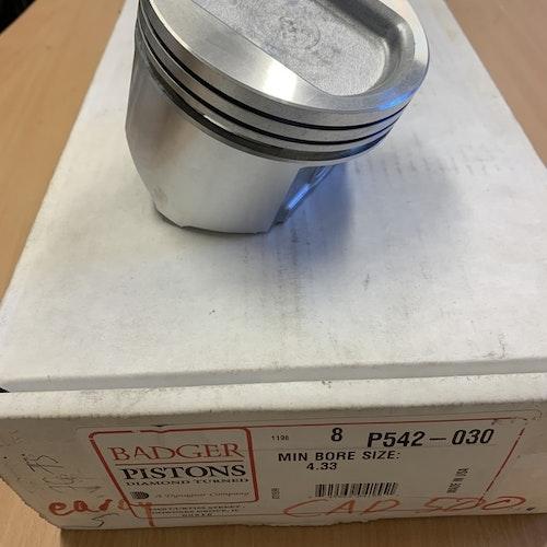 Kolvsats P 542 030 1970/73 500