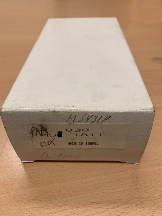 Ramlagersats MS 431P 030 364