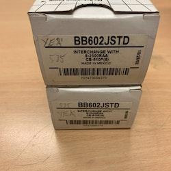Vevlagersats CB 610P std 215,300,340,350