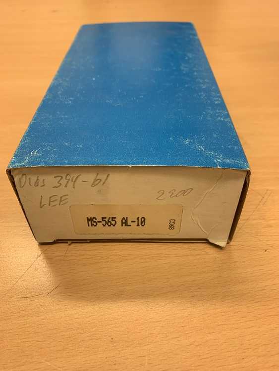 Ramlagersats MS 565AL 010 1961,394