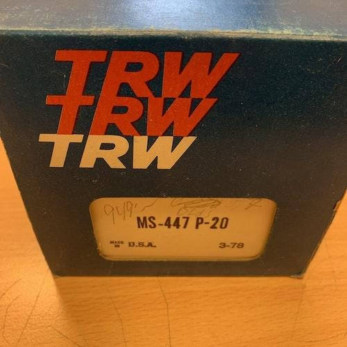 Ramlagersats MS 447P 020 1957,371
