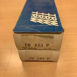Vevlagersats CB 683P STD 389GTO  421,421 HO