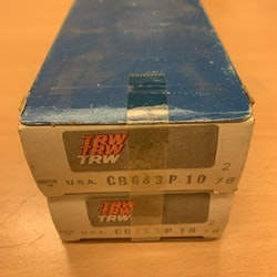 Vevlagersats CB 683P 010 1964/65,389,GTO,421,421HO