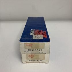 Vevlagersats CB 517 P 020 1957/58 371