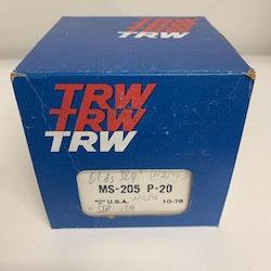 Ramlagersats MS 205 P 020 1949/56 303,324