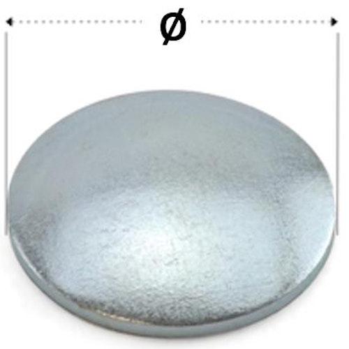 Frysbricka kupad KT 44,45 mm.