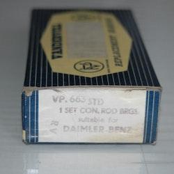 Vevlagersats VP 663 STD 1955/68 180,190,SL,200