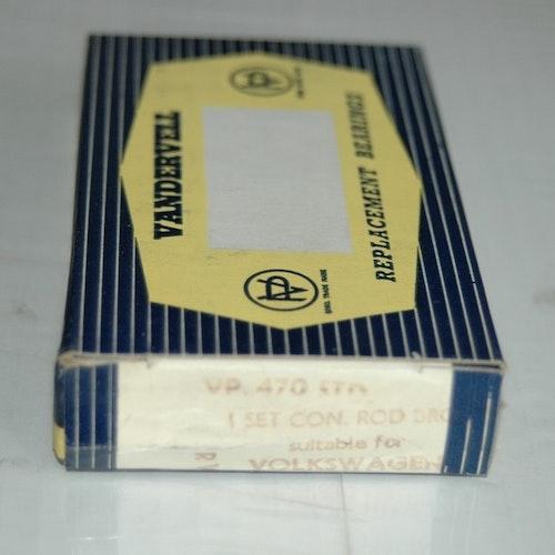 Vevlagersats VP 470 STD 1948/60 Typ I, II