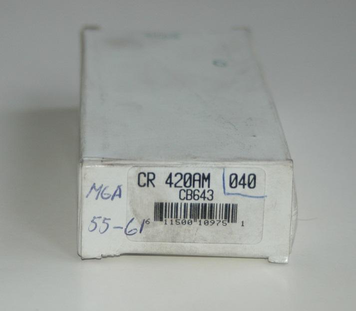 Vevlagersats CR 420 AM 040 1954/64 A40,A50,A60, MG A,B