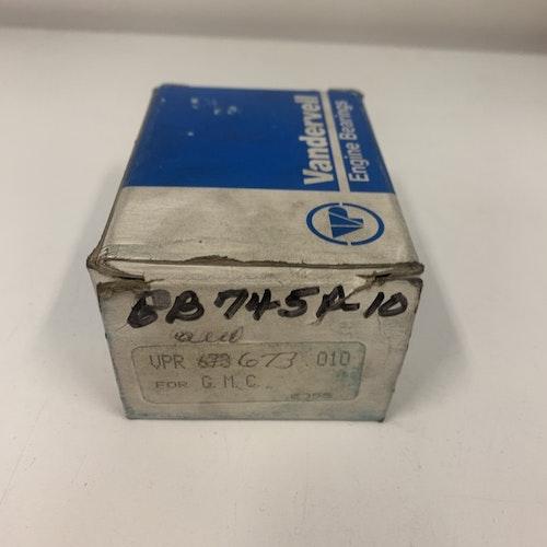 Vevlagersats CB 745AL 010 1957/67 283,302,327