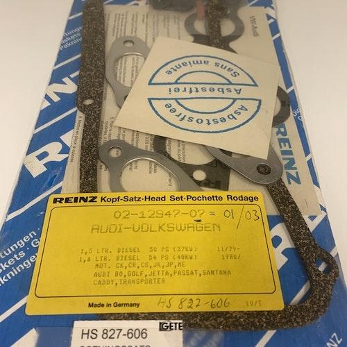 Sotningssats 02-12947-07 1977/92 1,5D, 1,6D