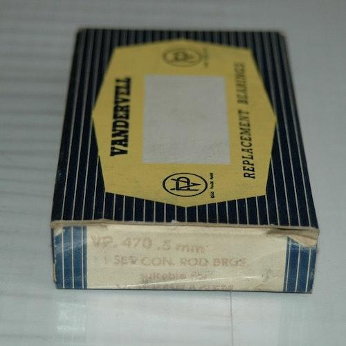 Vevlagersats VP 470 0,50 1948/60 Typ I, II