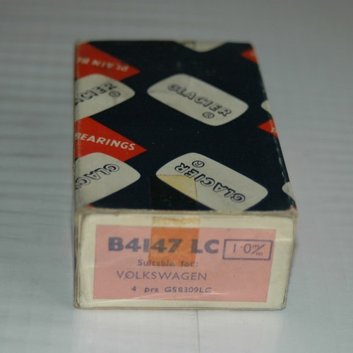 Vevlagersats B 4147LC  1,00 1948/60 Typ I, II