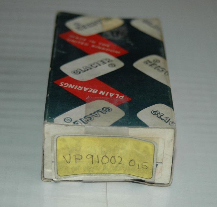 Vevlagersats B 4312 S 020 1958/72 407,408,423