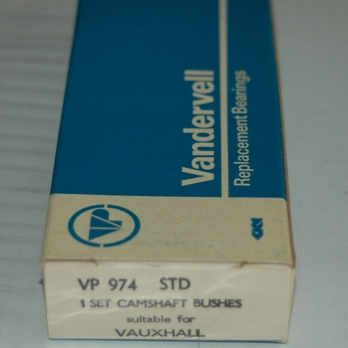 Kamlagersats VP 974 STD 1963/70 Viva