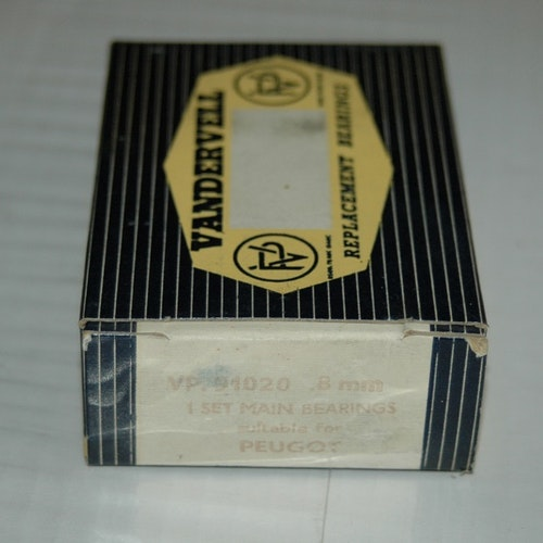 Ramlagersats VP 91020 0,8 1960/65 404