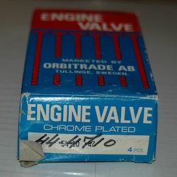 Ventiler Insug sats 44-4710 1969/72 B20 A,B